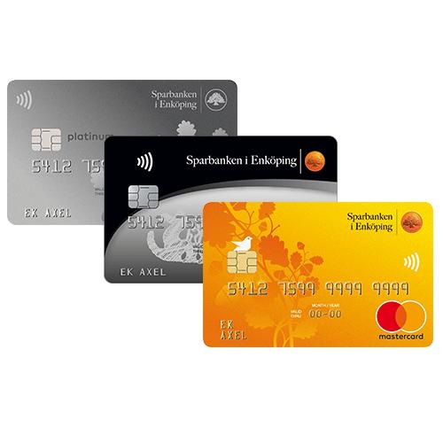 Nytt mastercard swedbank